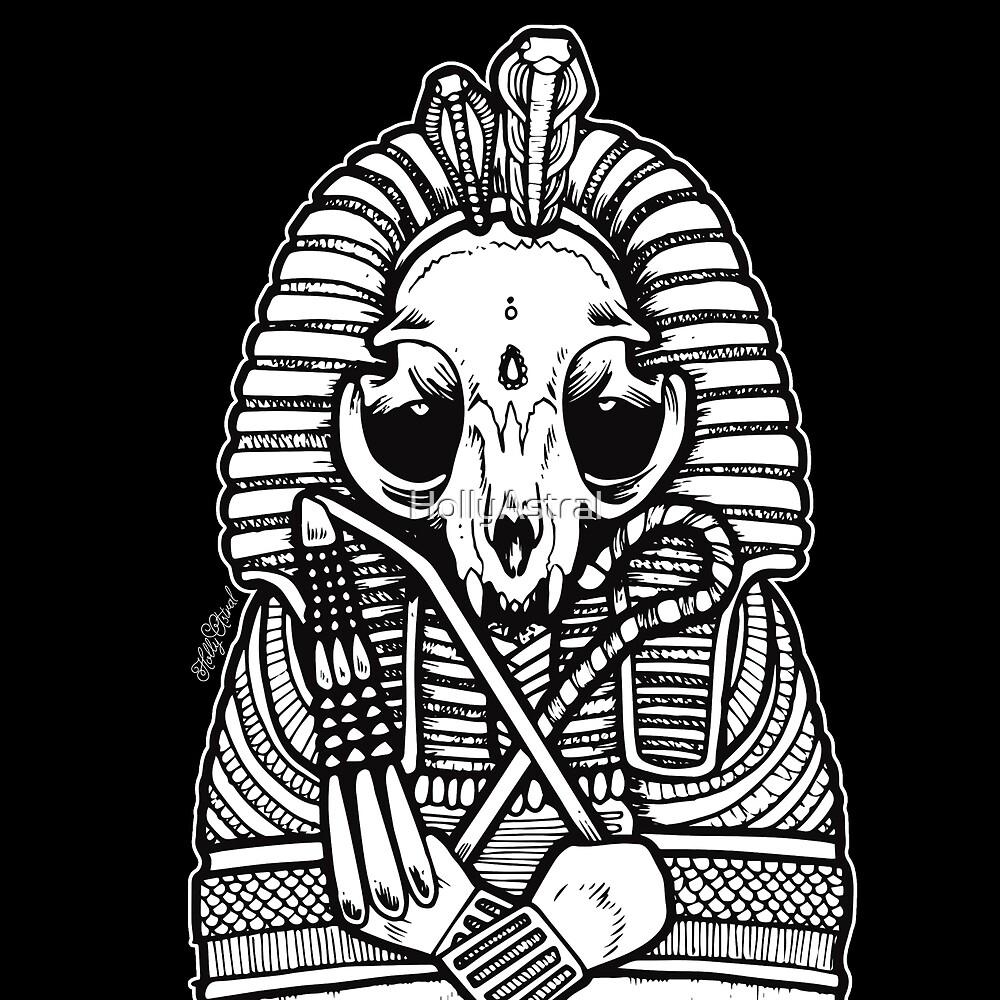 TutanCATmun by HollyAstral