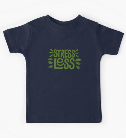 Stress Less Kids Clothes