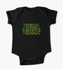 Stress Less Kids Clothes