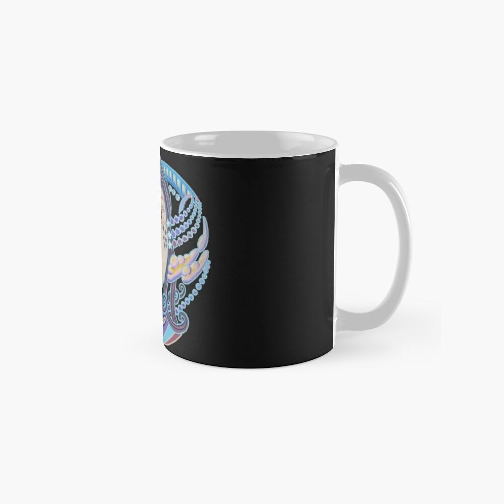 DMT space angel Mug