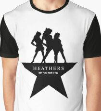 Heather, Heather, & Heather Graphic T-Shirt