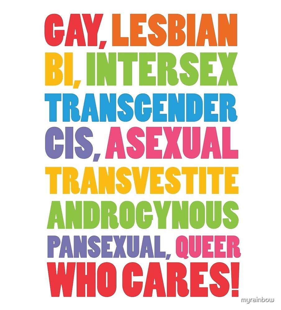 Gender Inclusion Campaign: GLBITCATAPQ by myrainbow