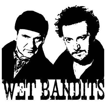 Home Alone Wet Bandits by MimiDezines