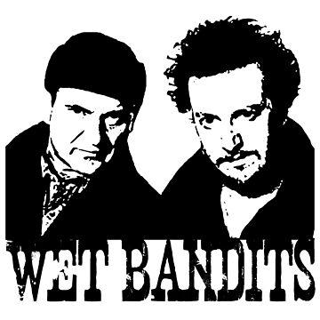 Home Alone Wet Bandits by MimiDezines