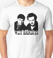 Home Alone Wet Bandits Unisex T-Shirt