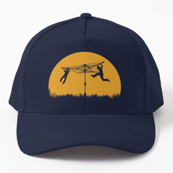 Merry Go Sunset Baseball Cap