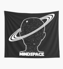 Mindspace Sci-fi Space Design Wall Tapestry