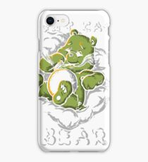 Don't Care Bear iPhone Case/Skin