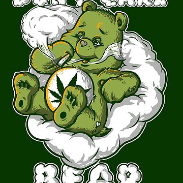 Don't Care Bear by eZkun