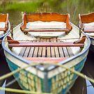 Row Row Row your boat by Adam Calaitzis