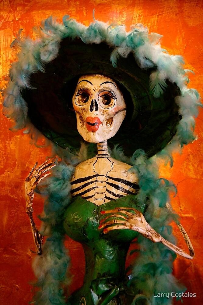 Classy Bones by Larry Costales