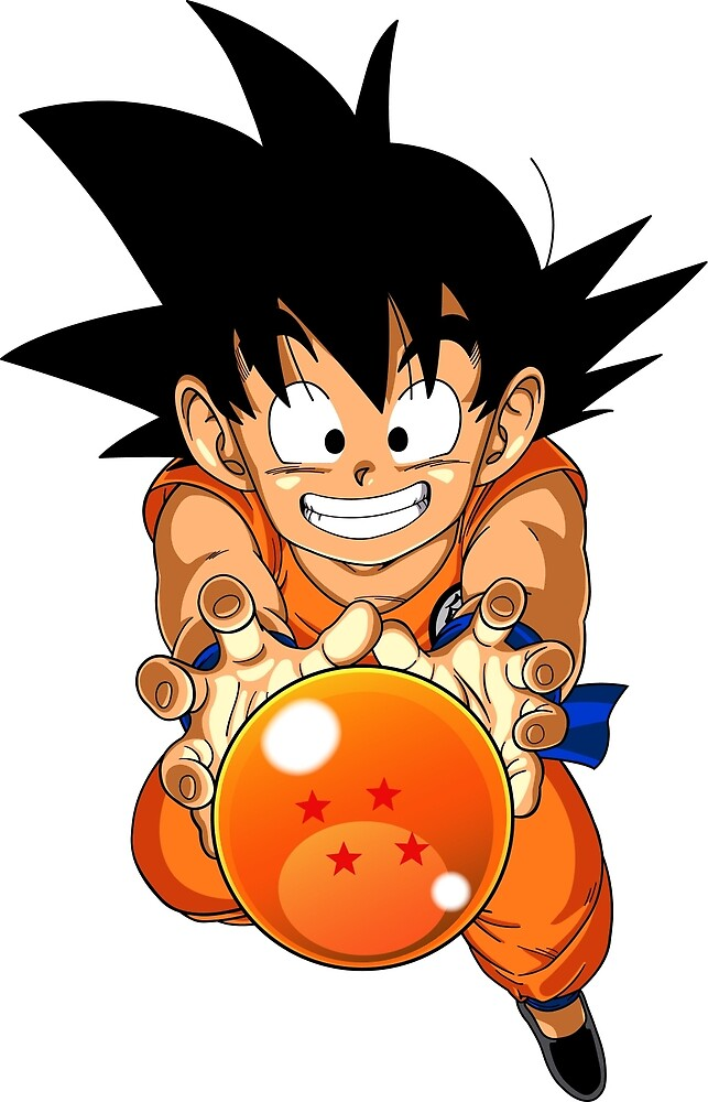 goku ball by Noemilicus