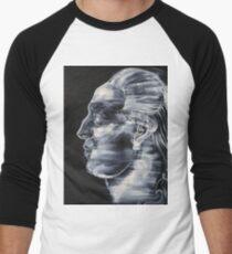 GIACOMO CASANOVA Men's Baseball ¾ T-Shirt