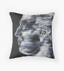 GIACOMO CASANOVA Throw Pillow