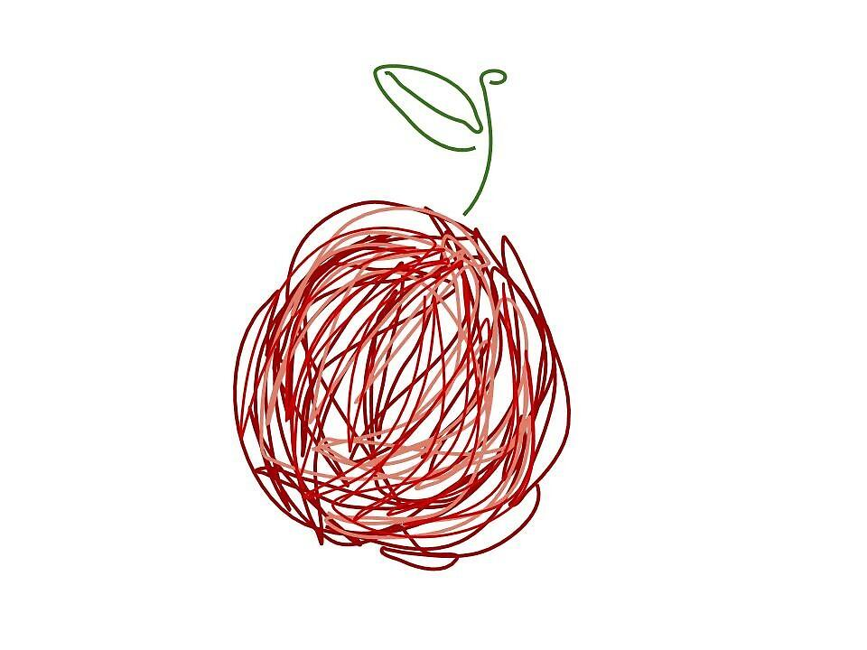Apple Design by susanask