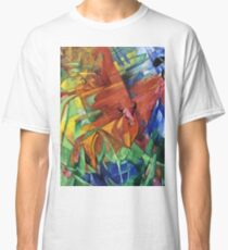 Franz Marc - Animals In A Landscape  Classic T-Shirt