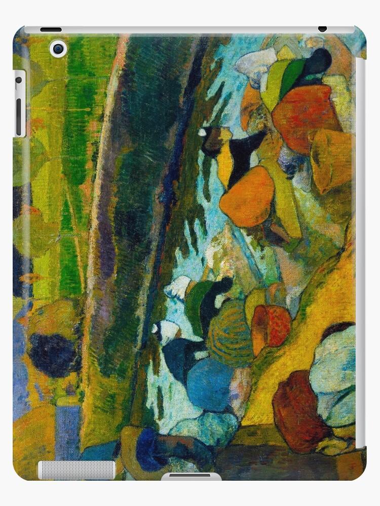 1888 - Gauguin - Washerwomen by paulrommer