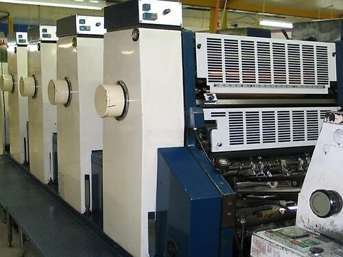 Used Offset Printing Machines in Delhi by printoholic