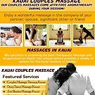 Massage In Kauai by Kauai Couples Massage