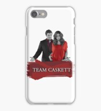 Team Caskett iPhone Case/Skin