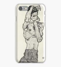 Egon Schiele - Zeichnungen II  (1914)  iPhone Case/Skin