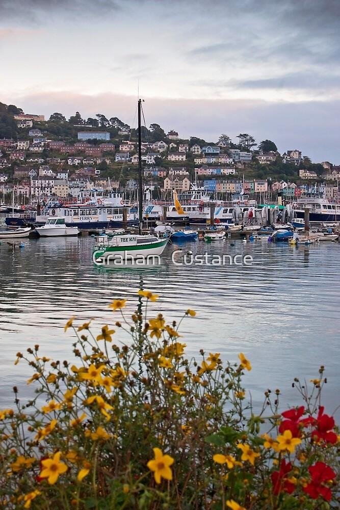 Dartmouth, Devon by Graham  Custance