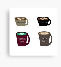 beverage lovers Canvas Print