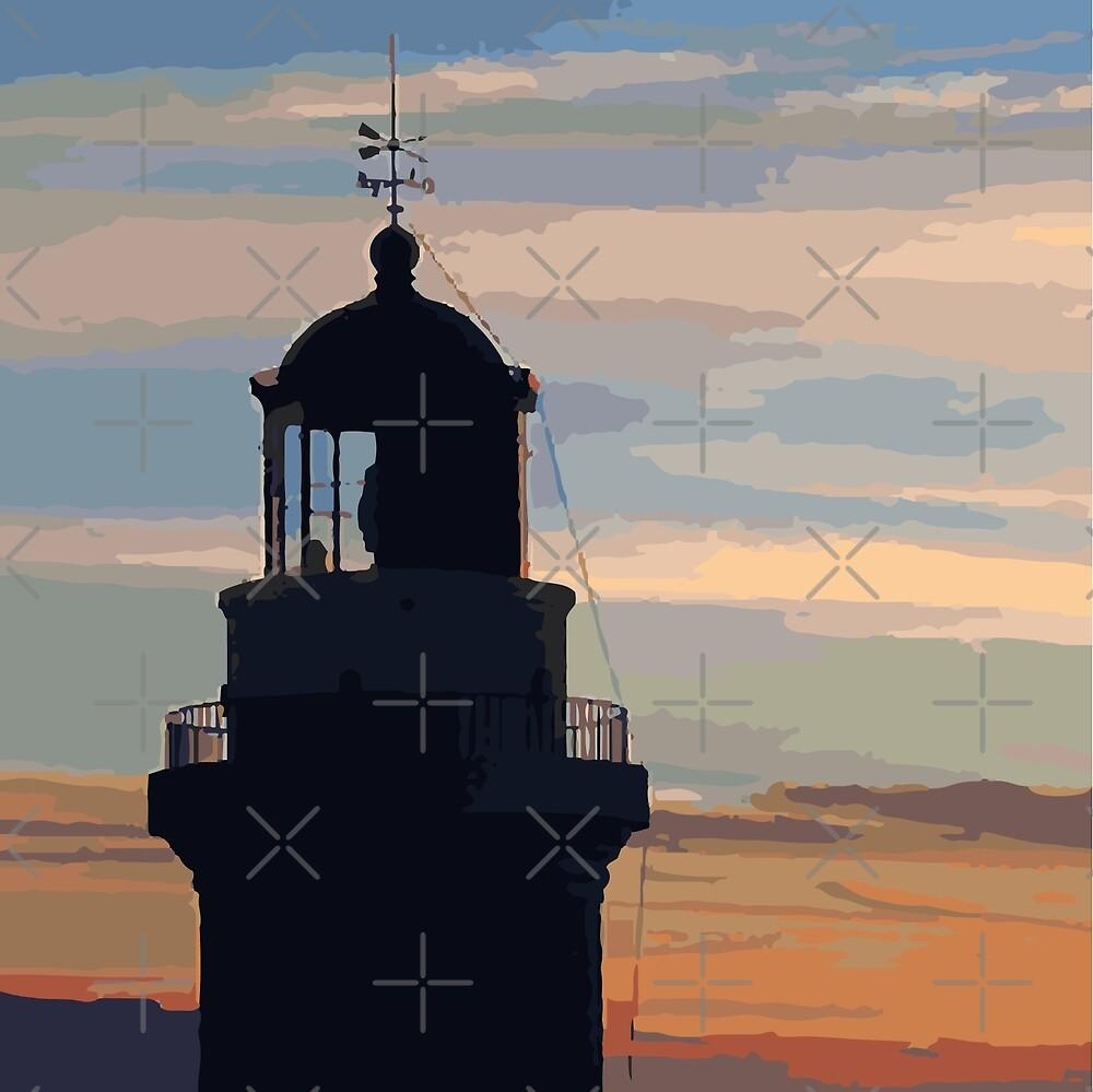 Alexandroupolis lighthouse by portokalis