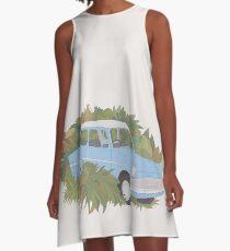 Anglia A-Line Dress