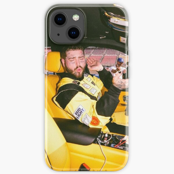 Post In The Car iPhone Soft Case