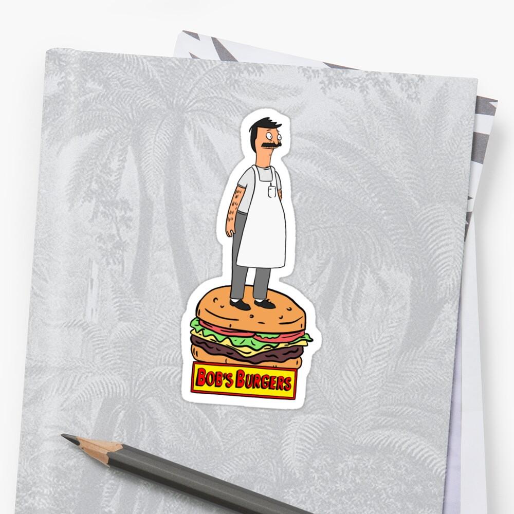 Bobs Burgers- Bob Belcher by penandfelt