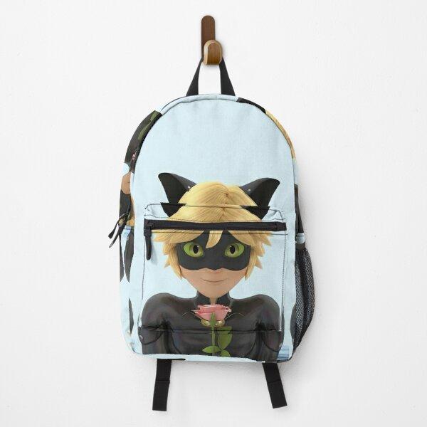 Adrien Cat Noir Backpack