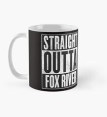 Prison Break - Straight Outta Mug