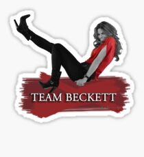 Team Beckett Sticker