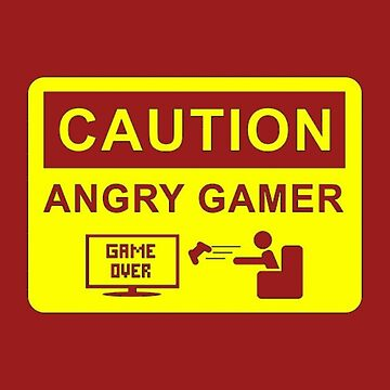 Angry Gamer de mimilyzeth