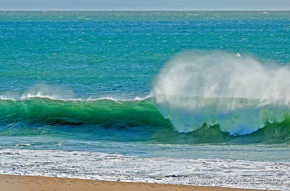 I love it baby :) ... surf by terezadelpilar ~ art & architecture