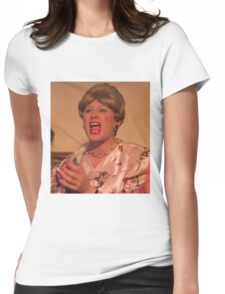 Limmys Show - The Stripper Scene Womens Fitted T-Shirt
