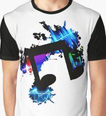 vinyl scratch cutie mark Graphic T-Shirt