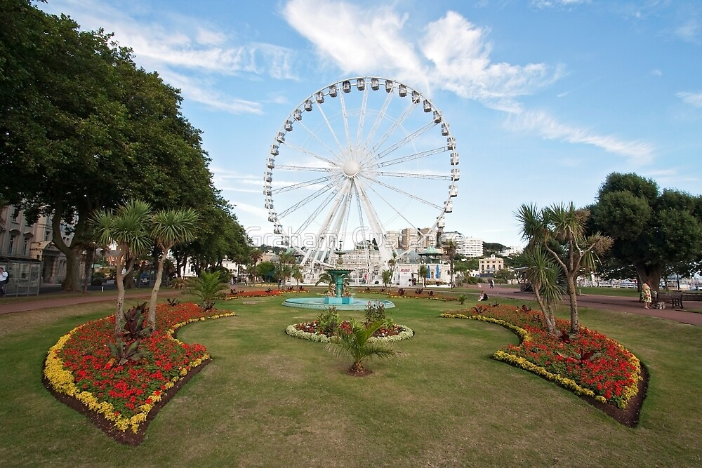 English Riviera Wheel, Torquay by Graham  Custance