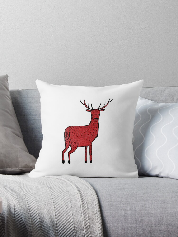 Reindeer by Laura Wright