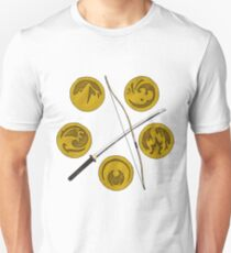 legend of the five rings Unisex T-Shirt