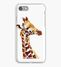 Gonzo the Giraffe iPhone Case/Skin