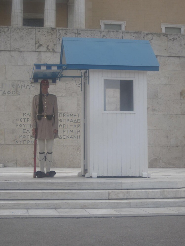 changing of the guards in greece by bruno1234