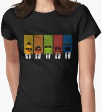 Reservoir Muppets V2 Womens Fitted T-Shirt