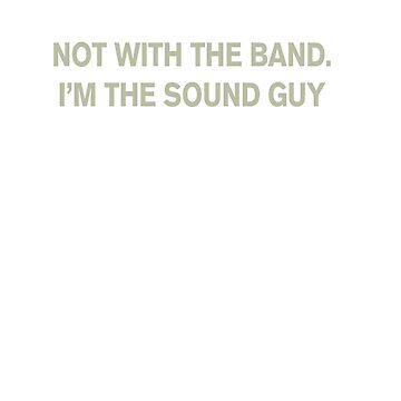I'm not with the band by MacYourselfhome