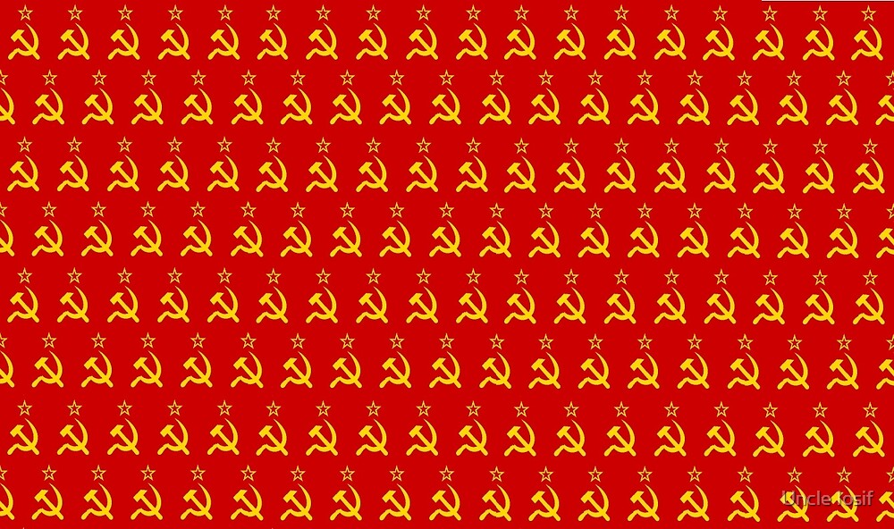 Hammer and Sickle by CaptainRouge