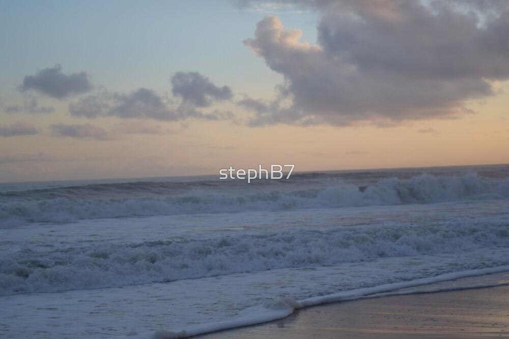 Sluice Beach by stephB7