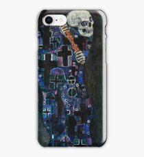 Gustav Klimt - Death And Life (1910 15)  iPhone Case/Skin