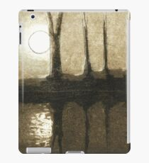 Just the Moon and I iPad Case/Skin