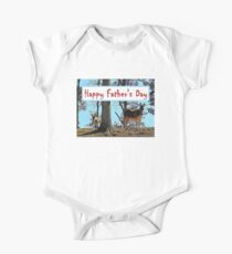 Happy Father's Day Kids Clothes